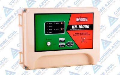 ENERGIZADOR DE CERCO HR-10000