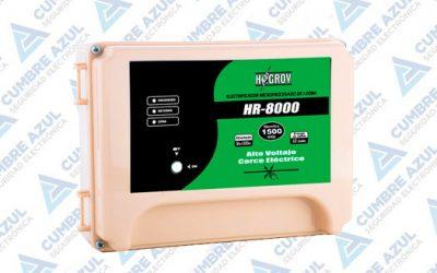 ENERGIZADOR DE CERCO HR-8000