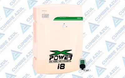 ENERGIZADOR DE CERCO XPOWER I8