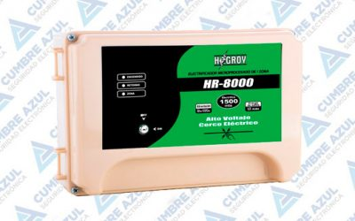 ENERGIZADOR DE CERCO HR-8000 PLUS
