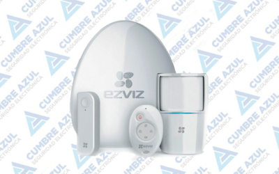 EZVIZ KIT DE ALARMA POR INTERNET | CS-BS-113A (APEC) ALARM BUMBLE