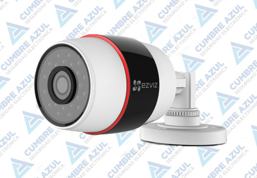 EZVIZ CAMARA TUBO IP WIFI 1080P | CS-CV210-A0- 52WFR (4mm)