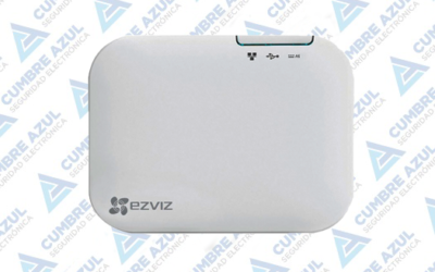 EZVIZ NVR DE 8 CANALES | CS-X3-108/1T X3 (1TB)